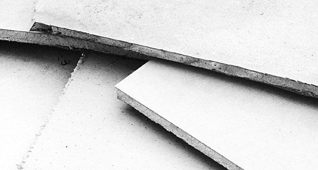 plasterboard recyling