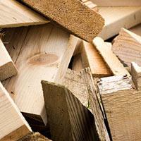 Wood recyling